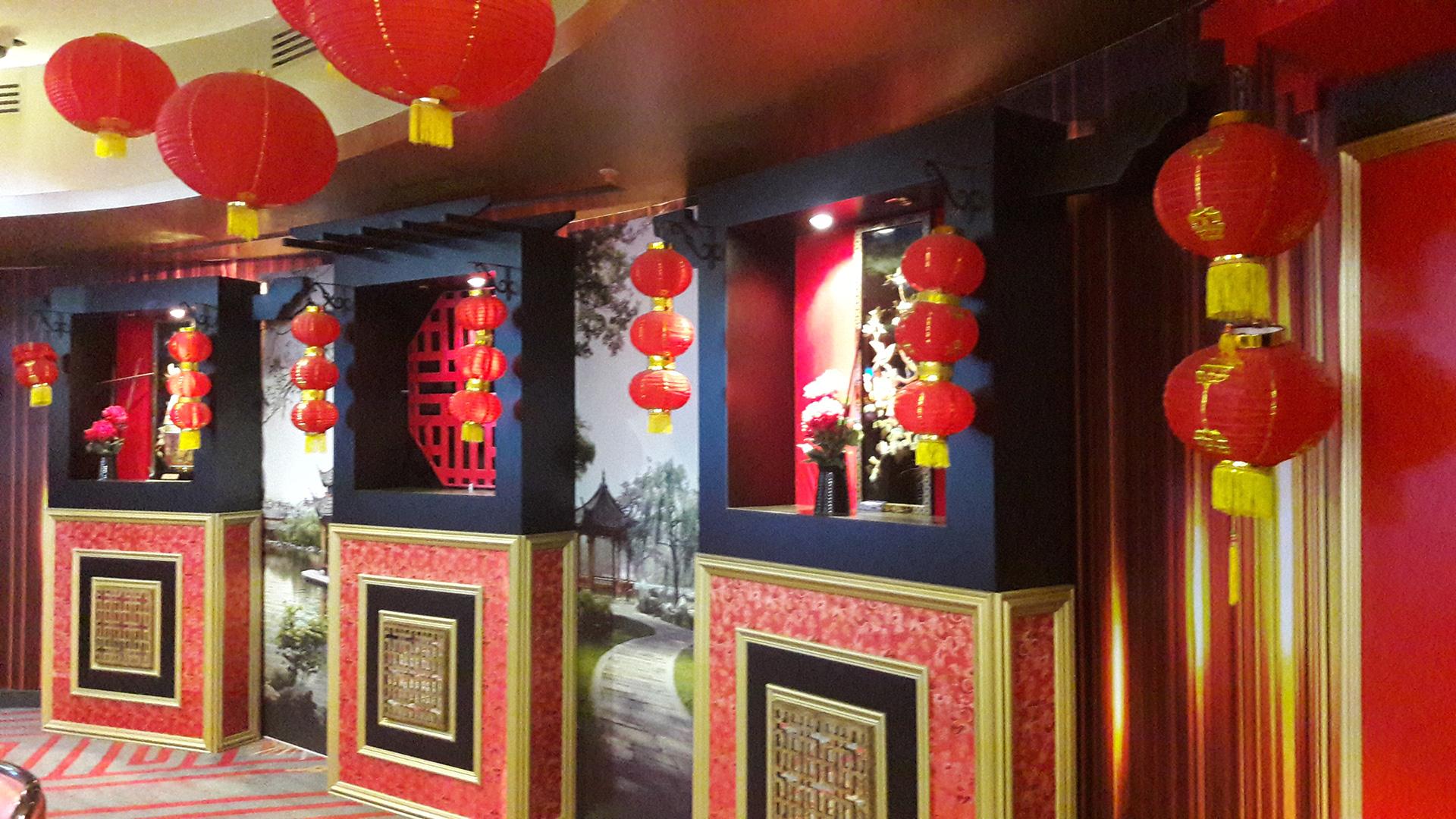 Area China Casino Majestic Panama
