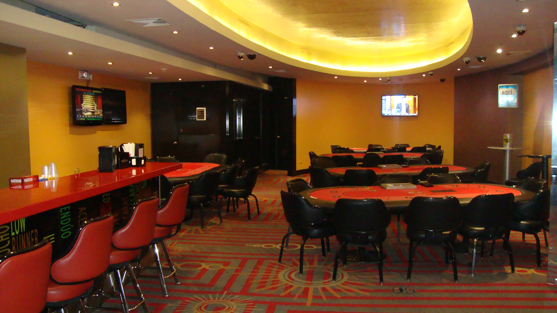 Sala Poker House Casino Majestic Panama