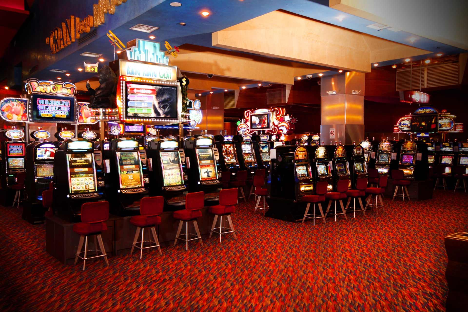 Slots Casino Majestic Panama City