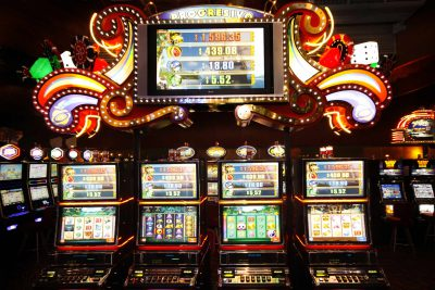 Slots progresivo Casino Majestic Panama City