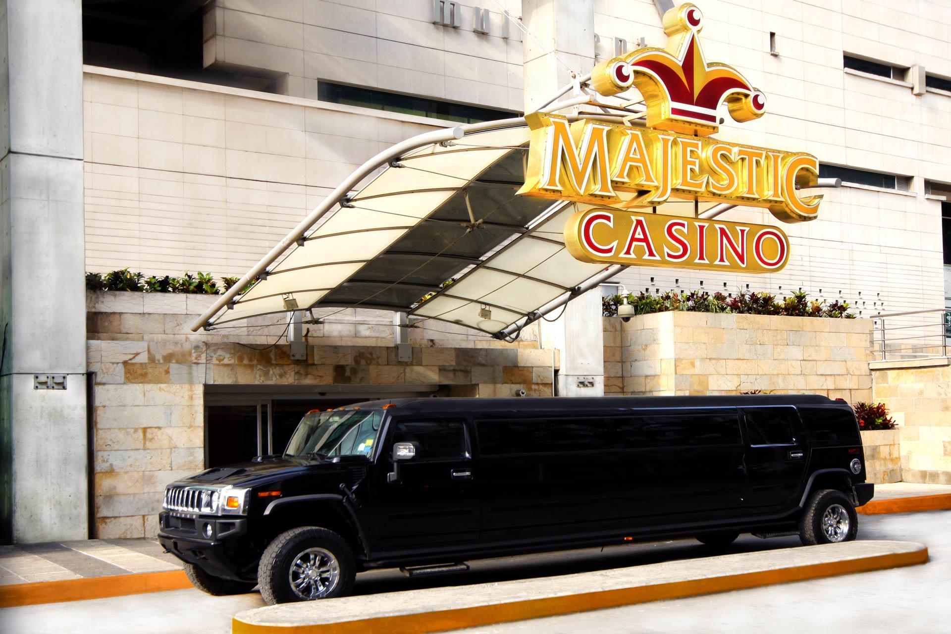 Entrada Casino Majestic Panama City